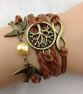 Good Karma Wrap Bracelet