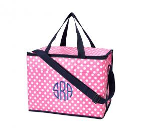 Lightweight Bubble Dot Cooler Bag....FREE SHIPPING