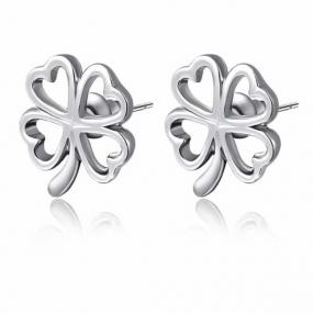 Lucky Shamrock Earrings