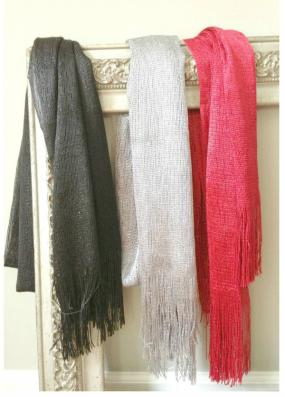 CLOSEOUT......Festive Scarves for All Occasions