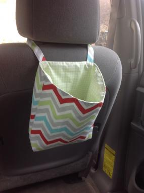 Reusable Car Trash Bag