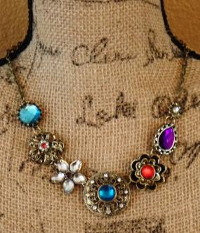Retro Vintage European Style Necklace