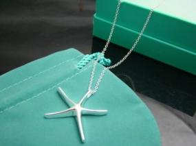 Tiffany Inspired Starfish Necklace FREE SHIPPING!