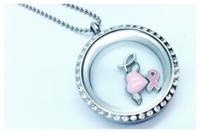Floating Lockets with your choice of 3 charms!