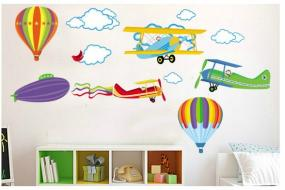 Transport With These Fun Wall Decals~Even More Fun with FREE SHIPPING