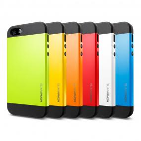 FREE SHIPPING.......Slim Armour for the iPhone 5C for the Colorful!