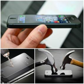 Tempered Glass Screen Protector For iPhone 5 5S 5C...Free Shipping