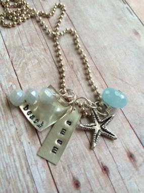 Beach Mama Necklace