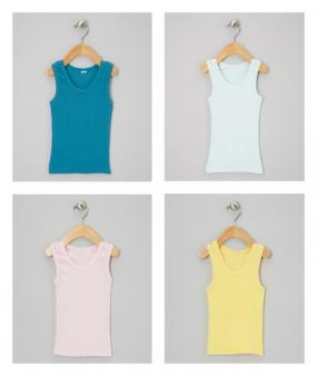 BLOWOUT PRICE $1.99 Summer Tank Tops for Kids