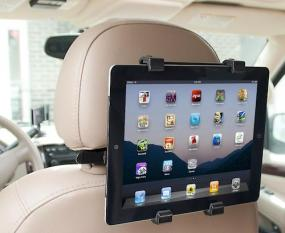 iPad Car Mount for Movie Viewing.....FREE SHIPPING