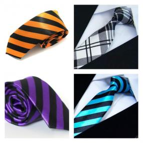 Men's Skinny Seasonal Ties
