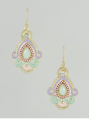 LIMITED STOCK.....Romantic Statement Earrings.....FREE SHIPPING