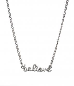 BLACK FRIDAY SPECIALS.....Believe Necklace....FREE SHIPPING