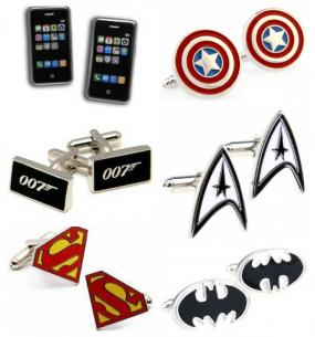 CLOSEOUT....NOVELTY Cuff-links for Your Favorite Guy.....FREE SHIPPING