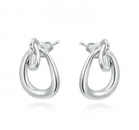 Timeless Silver Earrings....FREE SHIPPING