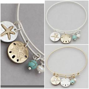 Starfish Bracelets in 2 Choices- FREE SHIPPING