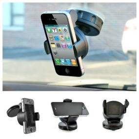 CLOSEOUT....Universal Car Windshield Holder for Smart Phones.....FREE SHIPPING