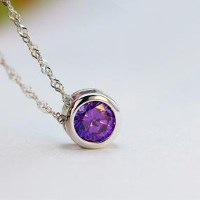 Amethyst Slide Necklace.....FREE SHIPPING