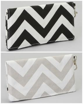 Chevron Smartphone Clutch FREE SHIPPING