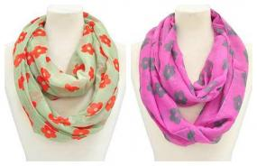 LIMITED STOCK.....Spring Colored Scarves.....FREE SHIPPING