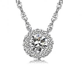 LIMITED STOCK....Dazzling Swarovski Crystal Necklace.....FREE SHIPPING