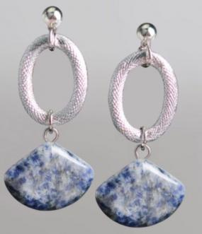 Crescent Drop Earrings in 4 Colors - Free Shipping