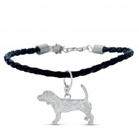 Mutt Mingle Charm Bracelet with 2 Free Charms (Choice of Charms)