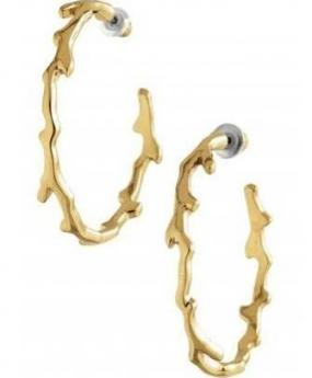 Coral Branch Earrings....FREE SHIPPING