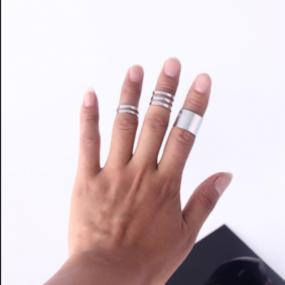 Midi Rings in Silver or Gold ...FREE SHIPPING