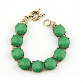 noraBleu Statement Bracelet in 5 Colors - FREE SHIPPING