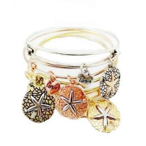 Sea Life Tension Bracelet- FREE SHIPPING