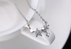 Star Cluster Necklace - Free Shipping