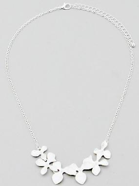 Tropical Matte Drop Necklace - FREE SHIPPING