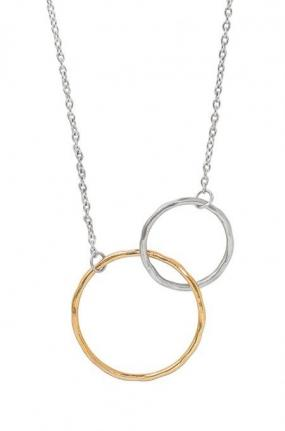 Limited Stock- Double Circles Necklace