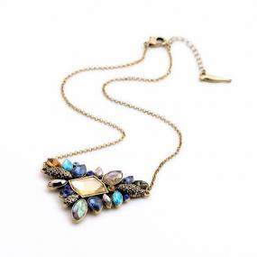 Exquisite Rhinestone Necklace - Free Shipping