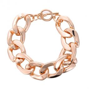 Cleopatra Chain Toggle Bracelet in 3 Colors - Free Shipping