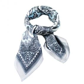 Market Paisley Scarf - Free Shipping