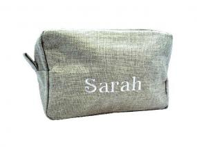 Personalized Jute Bags in Many Colors - Free Shipping