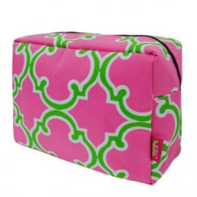 Personalized Patterned Cosmetic Bags - Free Shipping
