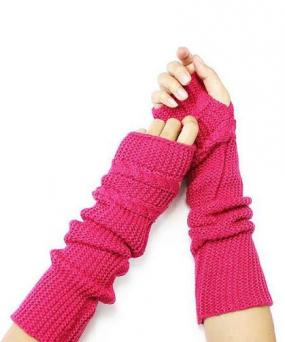 Arm Warmers in 3 Colors