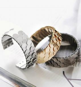 Fish Scale Bracelet - Free Shipping