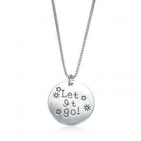 Let It Go Necklace - Free Shipping