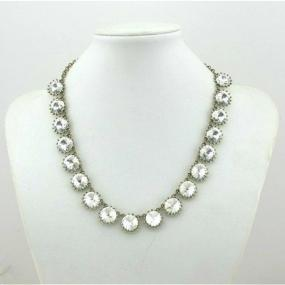 Dazzling Crystal Necklace - Free Shipping