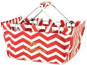 Large Personalized Market Tote