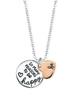 So Many Reasons To Be Happy Necklace