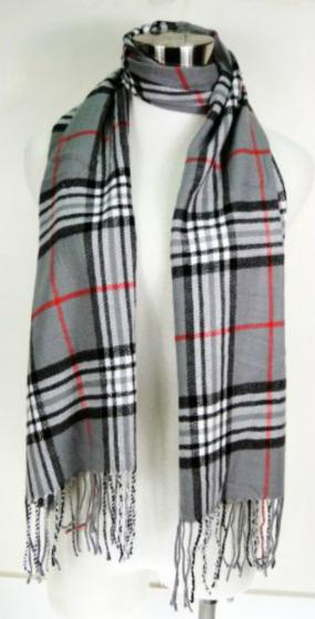 Black Friday Special - Plaid Scarf - Free Shipping
