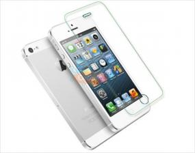 Deals for a Penny, Just Pay Shipping - Glass Screen Protector For iPhone 5 5S 5C