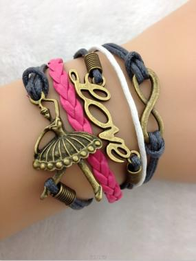 Dancer Wrap Bracelet
