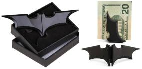 "Batman ""Batarang"" Money Clip with Gift Box Batman Superhero"