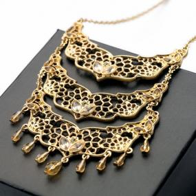 Ladder Statement Necklace